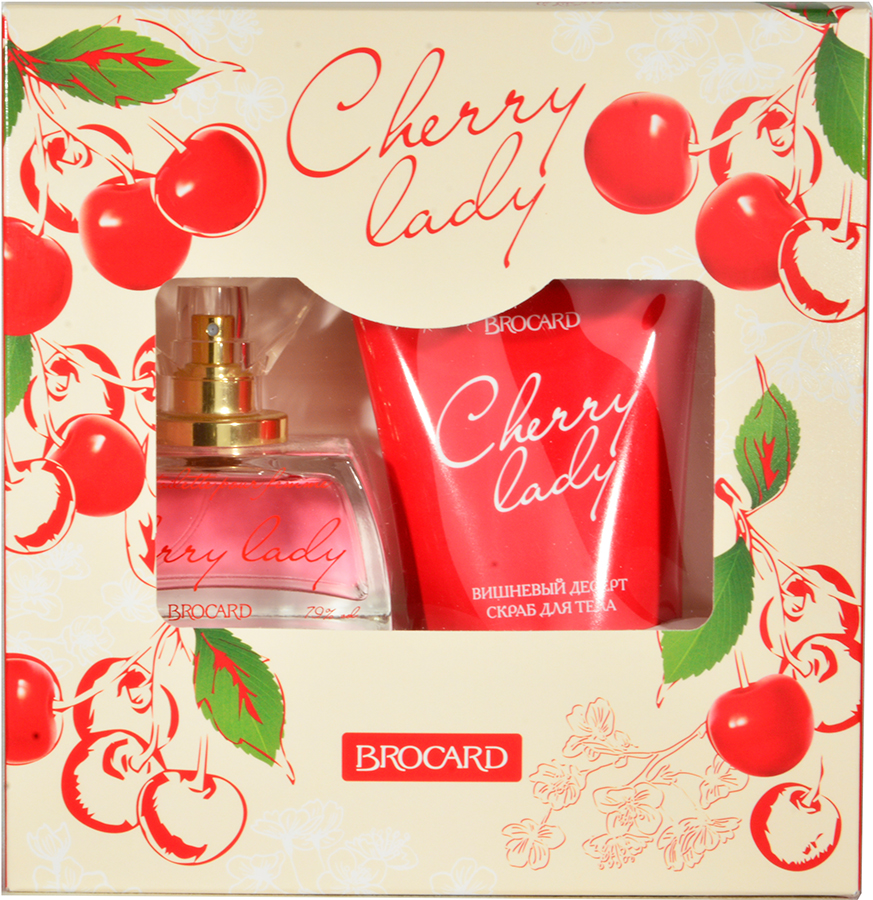 Brocard. Cherry Lady