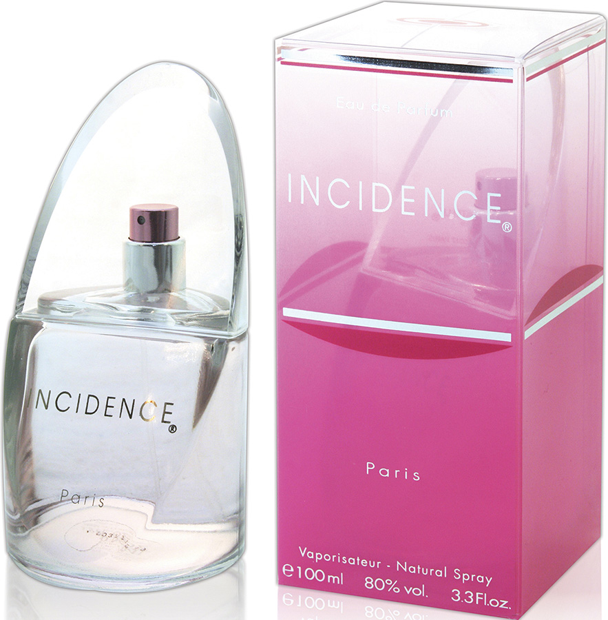 Paris bleu parfums  Incidence