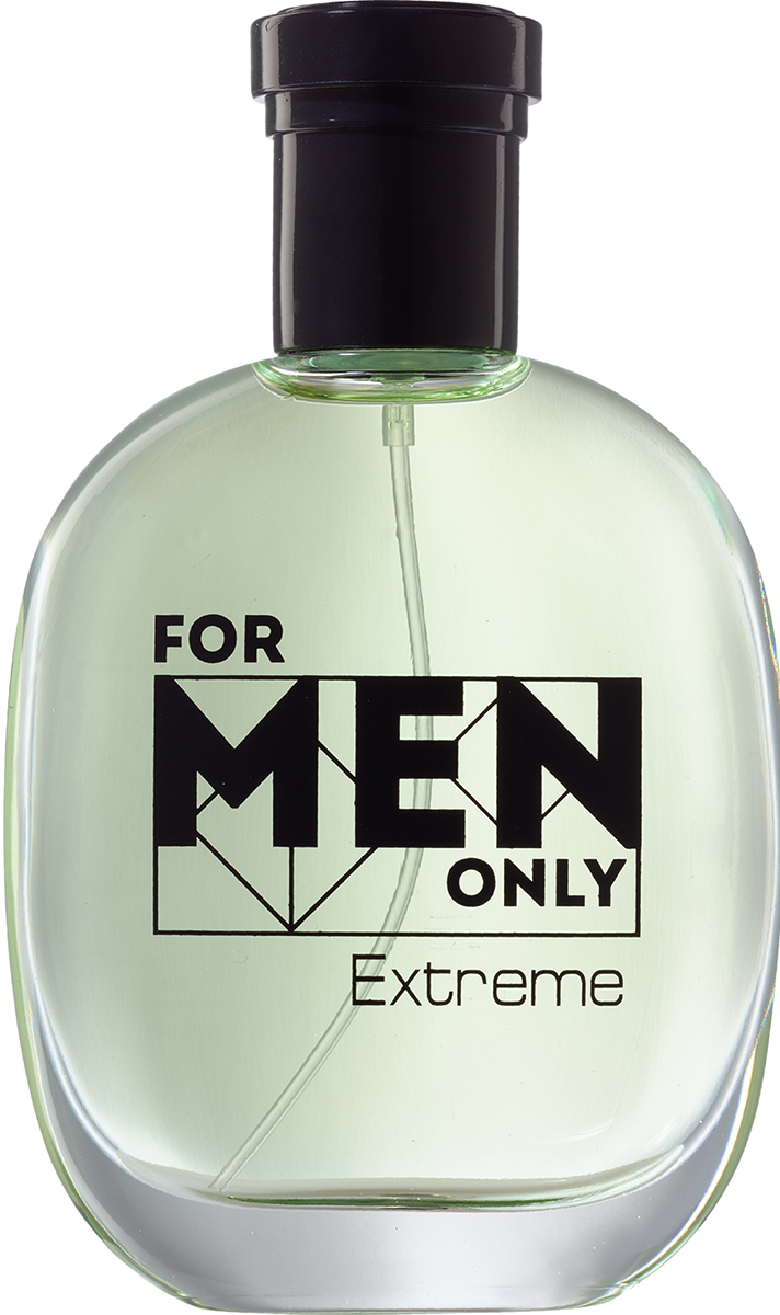 For MEN Only. Extreme