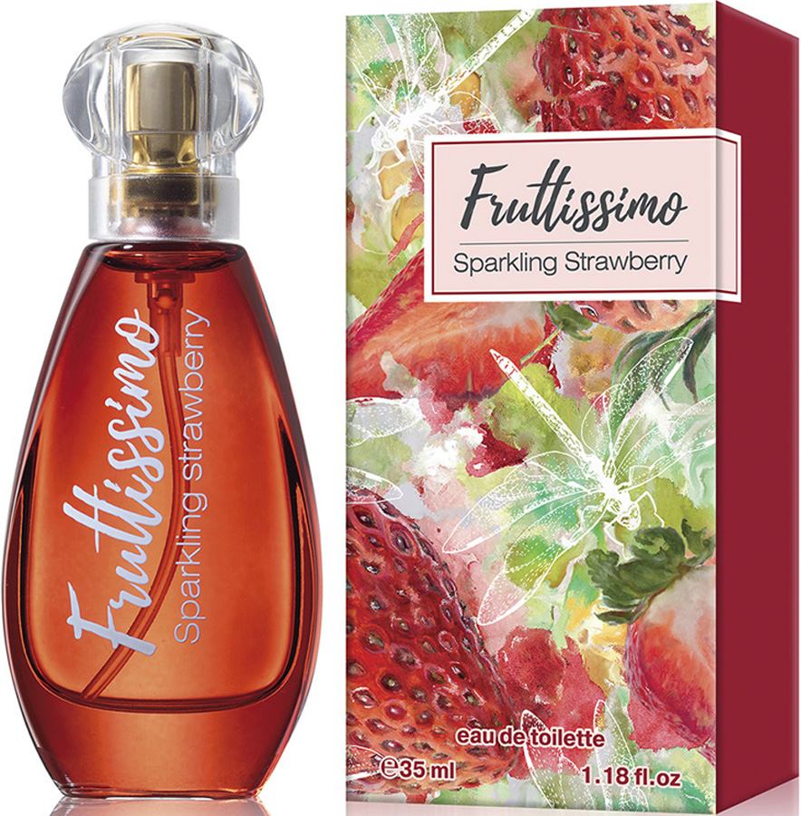 Fruttissimo Sparkling Strawberry туалетная вода