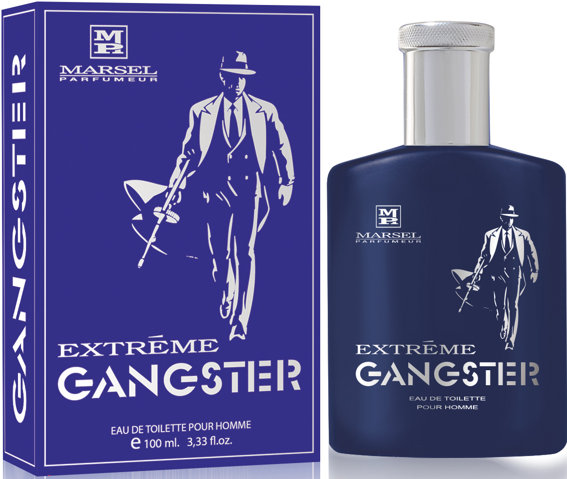 Marsel Parfumeur. Gangster Extreme