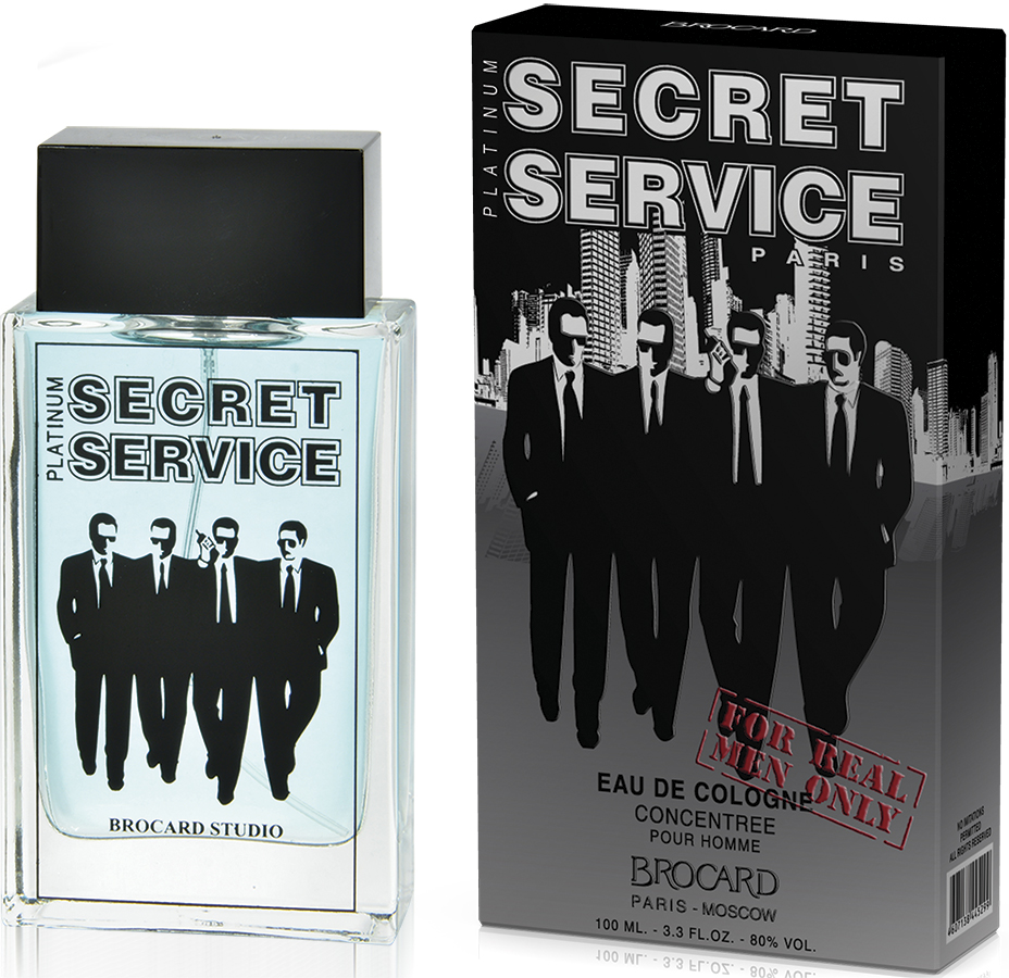 Brocard  Secret Service Platinum