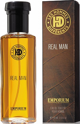 Emporium. Real Man