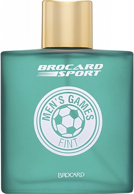 Brocard. Men's Games Fint