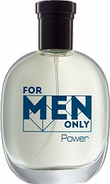 For MEN Only. Power