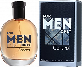 For MEN Only. Control