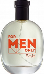 For MEN Only. Style