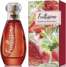 Fruttissimo. Sparkling strawberry