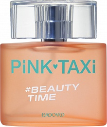 Pink Taxi. Beaty Time