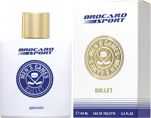 Brocard. Men's Games Bullet