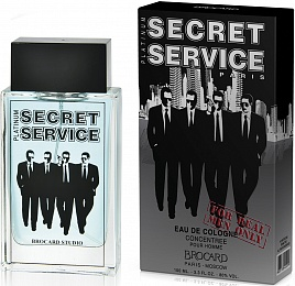 Secret Service. Platinum