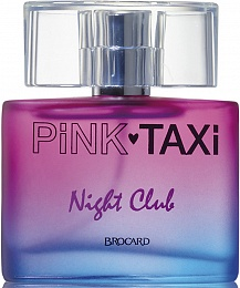 Pink Taxi. Night Club